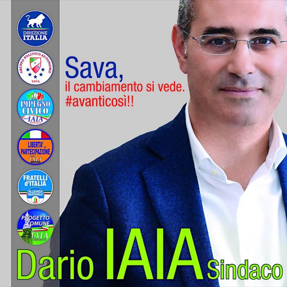 Dario Iaia Sindaco