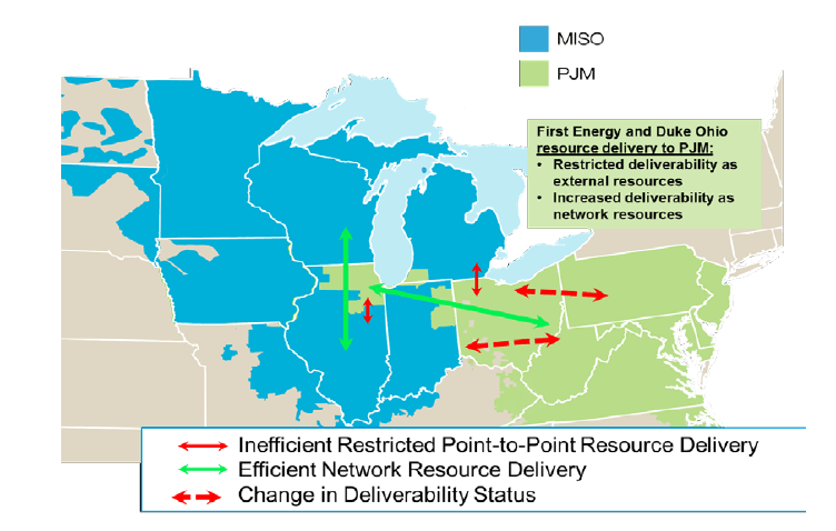 Miso Defectors Deny Energy And Capacity Deliverability Caused Switch: First Energy Outage Map Ohio At Slyspyder.com