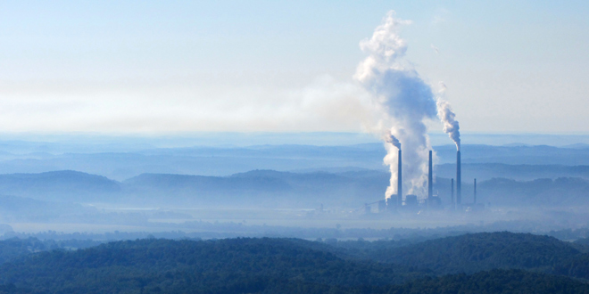 AEP's Conesville Power Station | © Delta Whiskey, Creative Commons