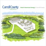 Carroll County Energy Plant ohio ferc reactive power