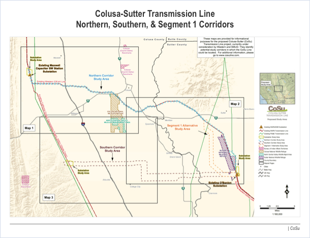 colusa-sutter project