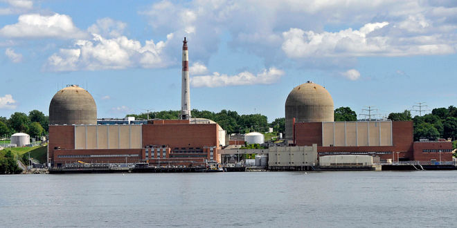 nyiso indian point nuclear plant