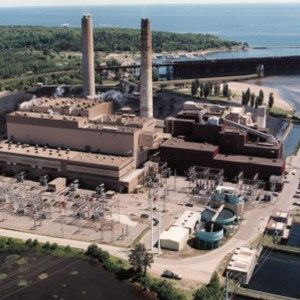 Presque Isle Power Plant (Source We Energies) - FERC MISO SSR process interconnection rights