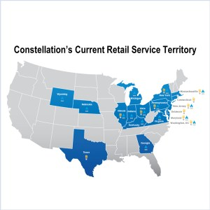Constellation unit FES firstenergy solutions Exelon