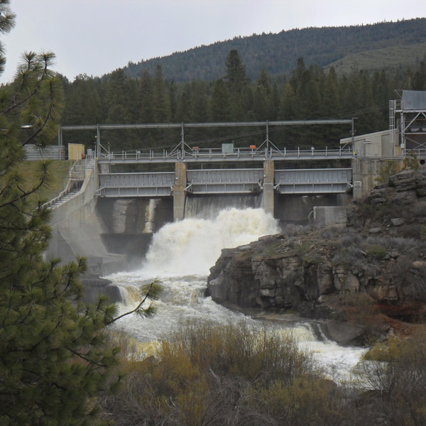 Klamath Hydroelectric Project Pacificorp CAISO
