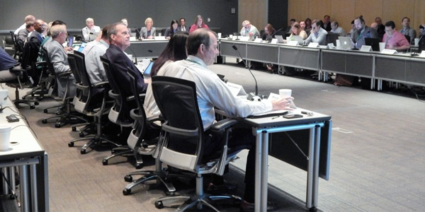 ERCOT's Technical Advisory Committee meets | © RTO Insider""