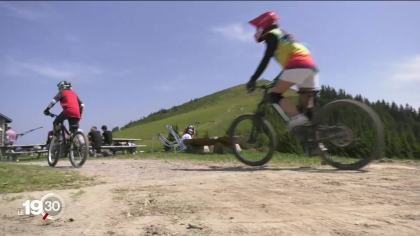 Freiburg cuts the mountain bike map to develop sustainable tourism – rts.ch