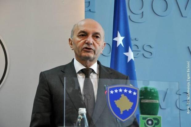Kosovski premijer Isa Mustafa (arhivska fotografija)
