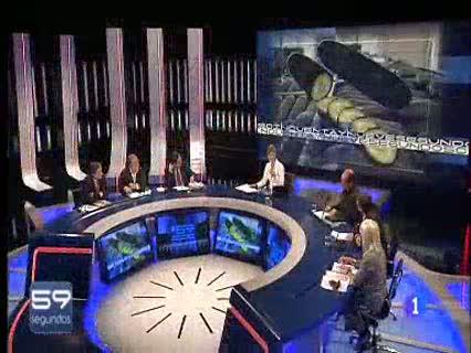 """Ver vídeo  '59 segundos - La """"crisis del pepino""""'"""