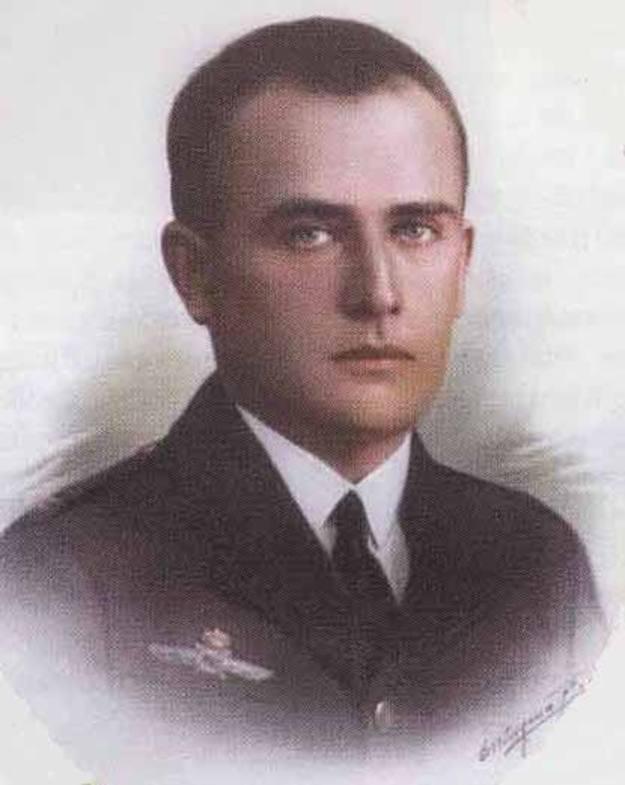 El capitán Virgilio Leret Ruiz