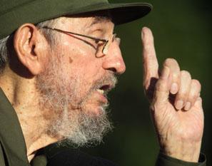 """Fidel Castro: """"El modelo cubano ya no funciona"""""""