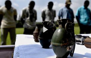 Ver vídeo  'Informe semanal - Colombia, las otras víctimas'