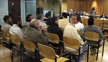 Juicio en la Audiencia Nacional a los once islamistas acusados de intentar atentar contra el Metro de Barcelona