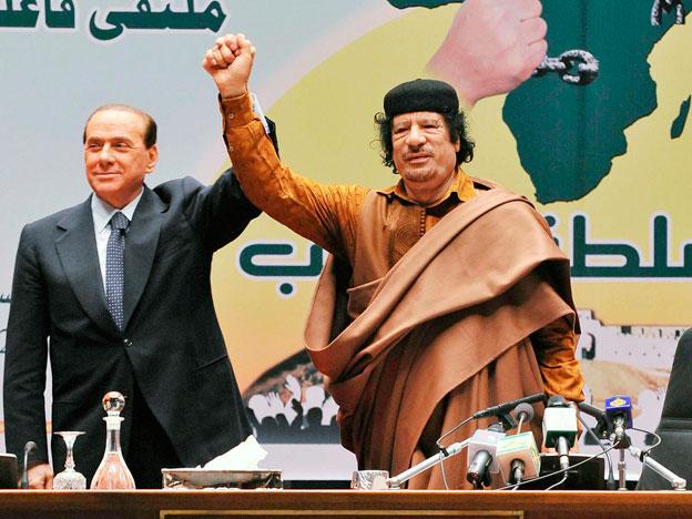 Ver vídeo  'En portada - La metamorfosis libia'