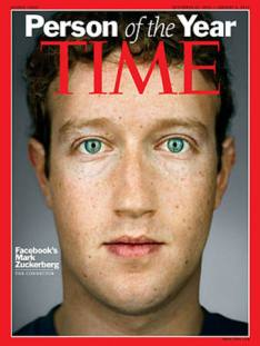 Zuckerberg,| Persona del Año 'Time'