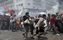 Ir a Fotogaleria Segunda jornada de la huelga general de 48 horas en Grecia