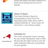 Sonos Port: przykładowe serwisy muzyczne (2)