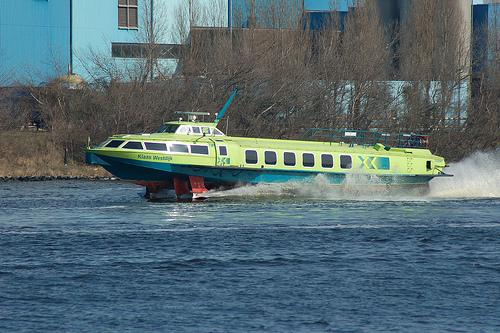 """""""Meerderheid voor nieuwe Fast Ferry"""""""