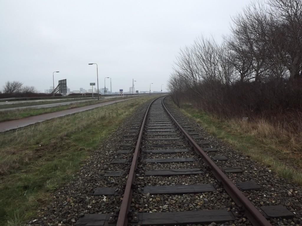 Spoor Kanaaldijk weer 'rijbaar' voor treinen