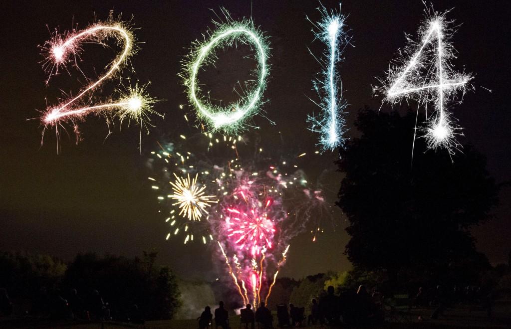 De beste wensen voor 2014!