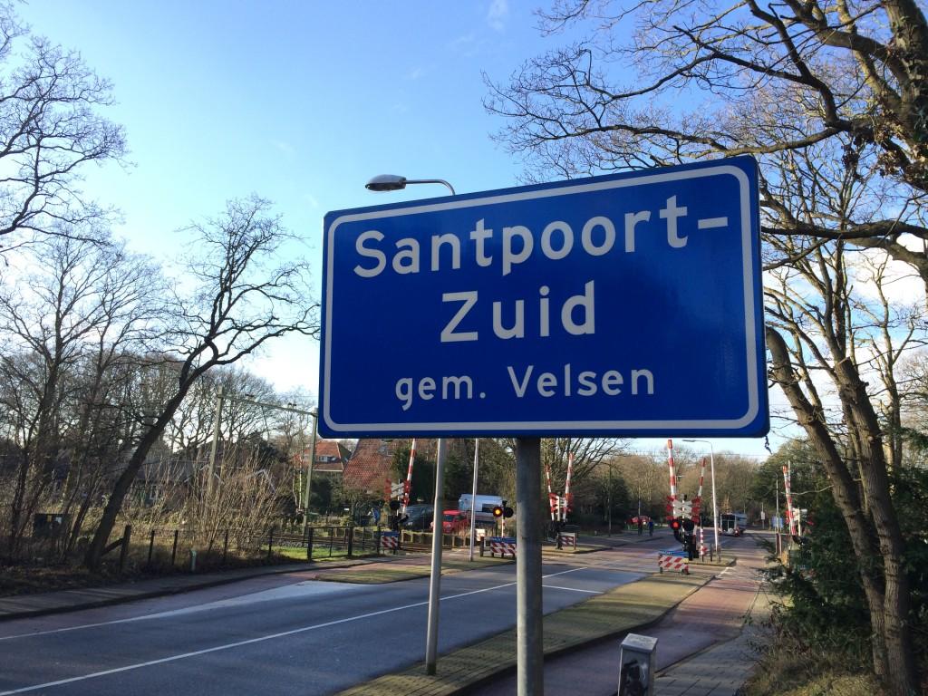 Inbraakgolf in Santpoort-Zuid