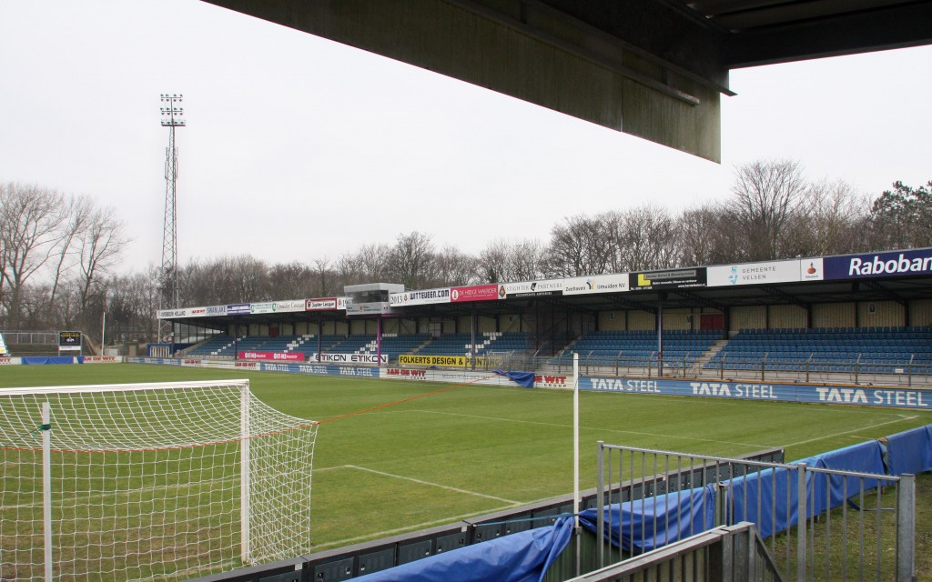 Wedstrijd Telstar – FC Twente stilgelegd door onweer [update]