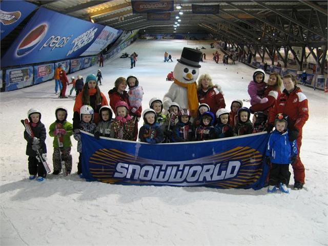 SnowPlanet Spaarnwoude wordt SnowWorld Amsterdam