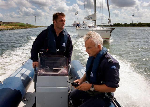 Marechaussee IJmuiden pakt veroordeelde wanbetaler