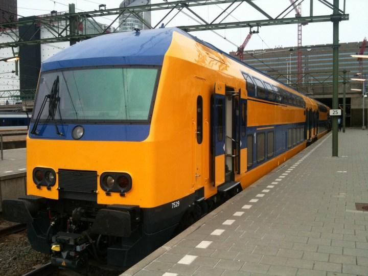 Dit weekend geen treinen in Velsen