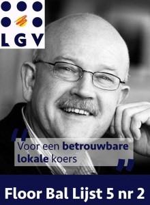 Floor Bal. Foto: LGV-Velsen.