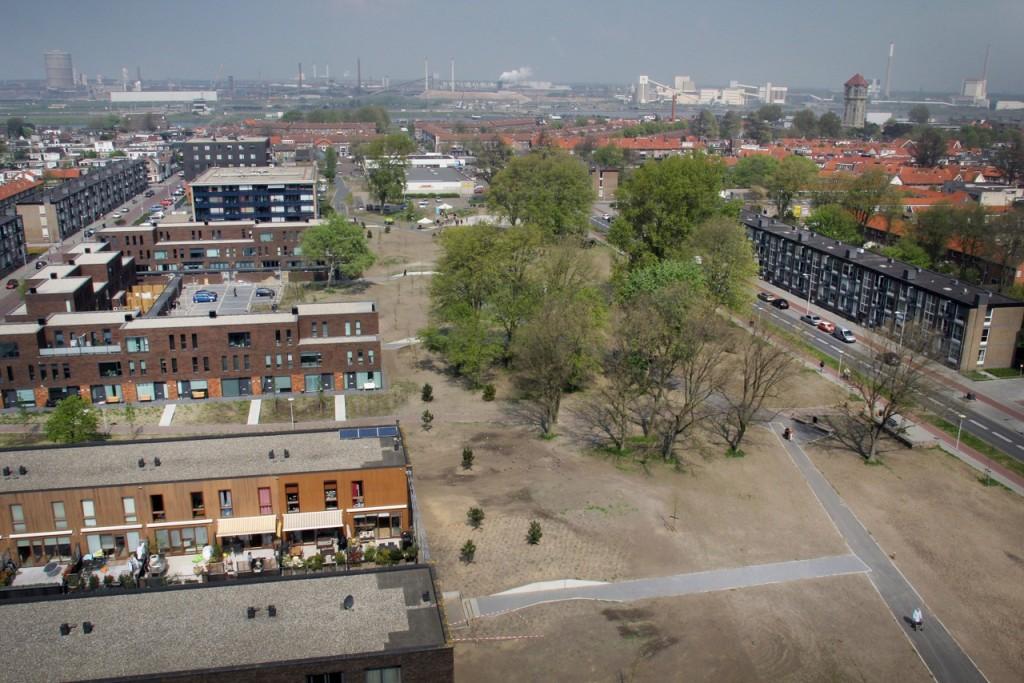 In beeld: Opening Stadspark IJmuiden