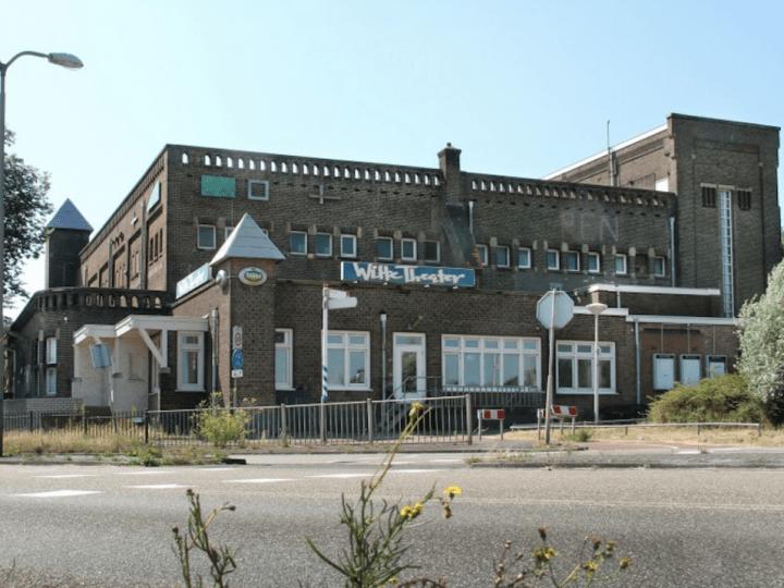 Verbouwing Witte Theater halverwege