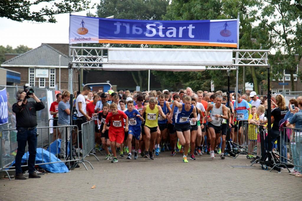 Christiaan Bosselaar snelste Pierloper