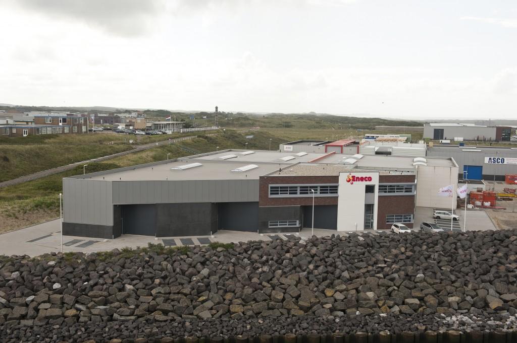 Eneco opent nieuw kantoor in IJmuiden
