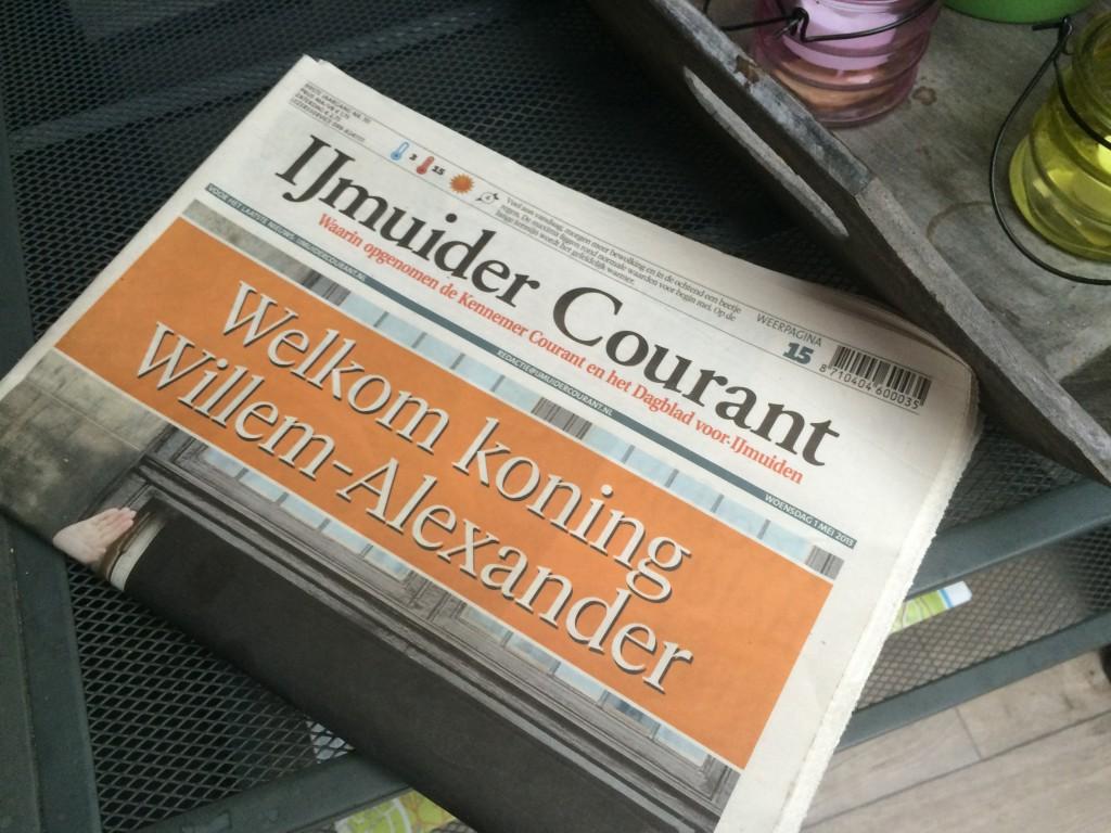 Acties dreigen bij IJmuider Courant