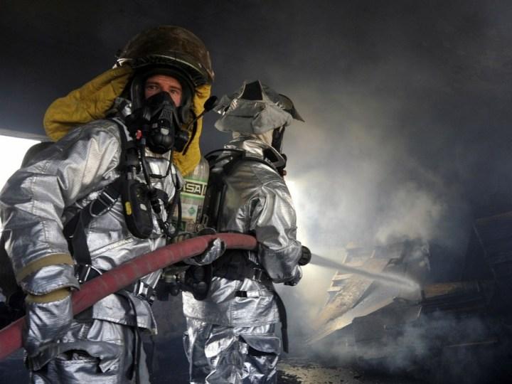 Man belt brandweer: 'moest van God'