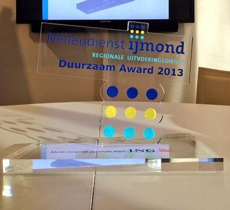 Velsen favoriet bij Duurzaam Award