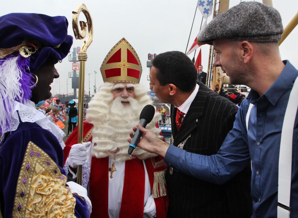 Intocht Sinterklaas 2014