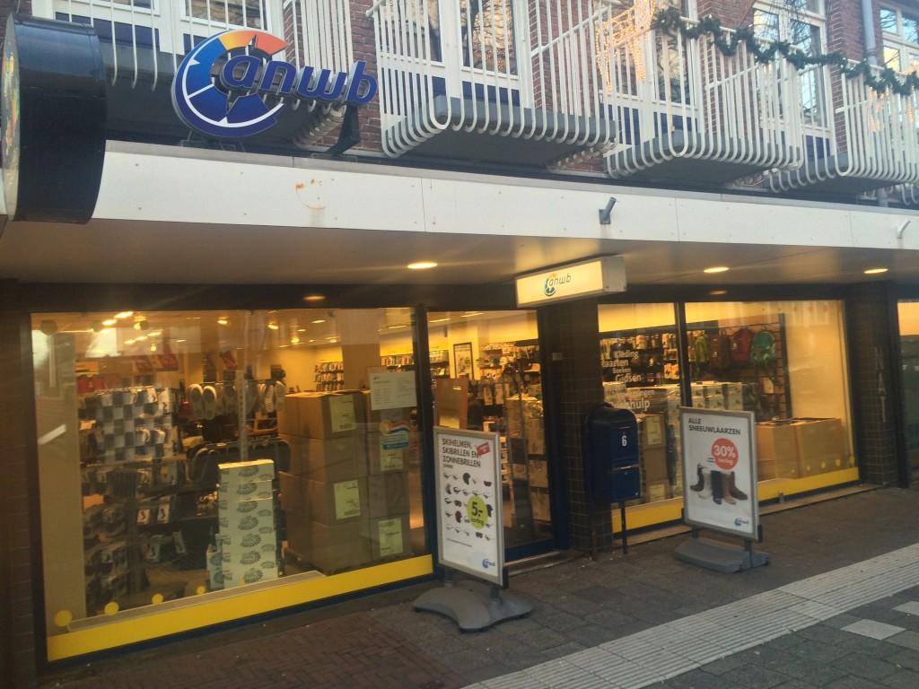 Ook ANWB-winkel weg uit IJmuiden