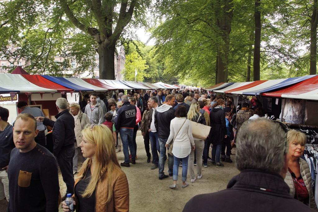 Pinkstermarkt Santpoort