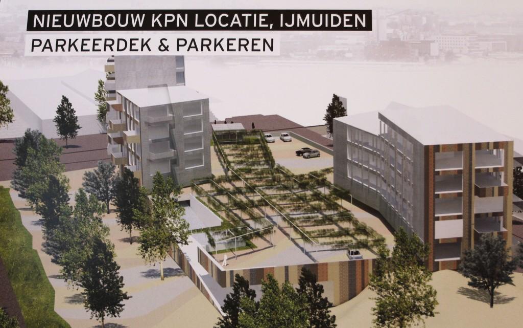 Presentatie KPN-locatie