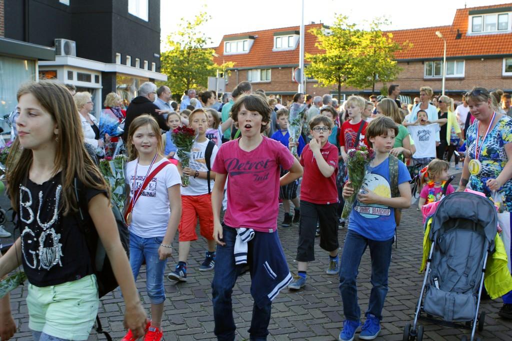 Maandagavond geen vierdaagse in IJmuiden