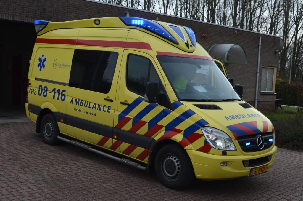 Fietser gewond bij aanrijding Driehuis