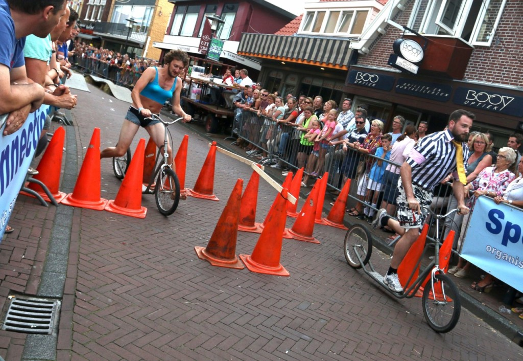 Dorpsfeest 09 - Steppenrace