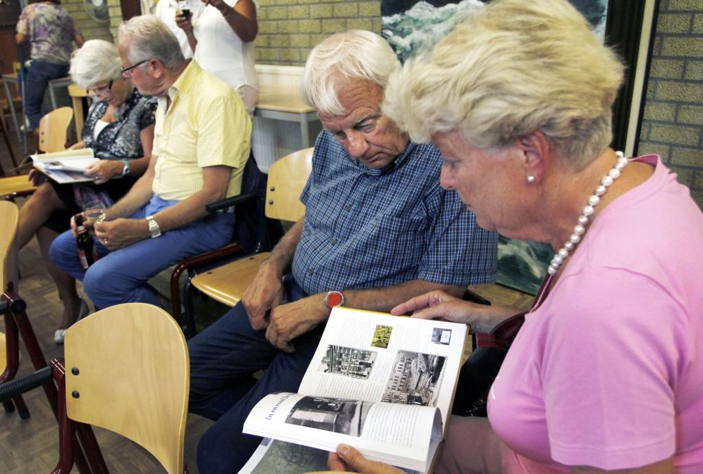Presentatie boek Beleef Oud-IJmuiden