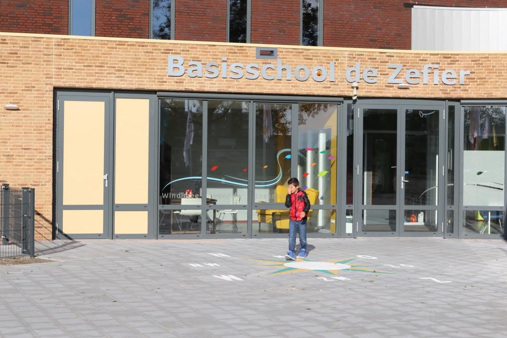 Basisschool de Zefier opening