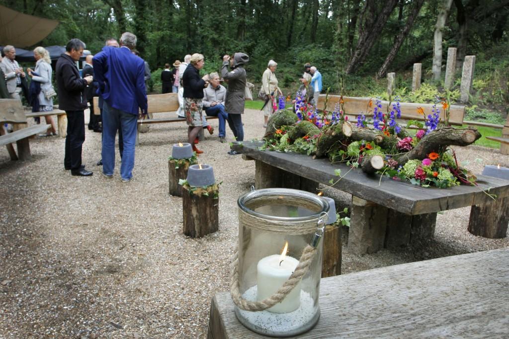 Buitenaula begraafplaats Duinhof