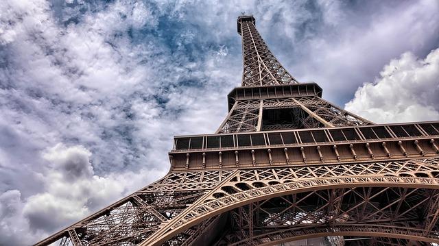 Stille tocht in IJmuiden voor Parijs