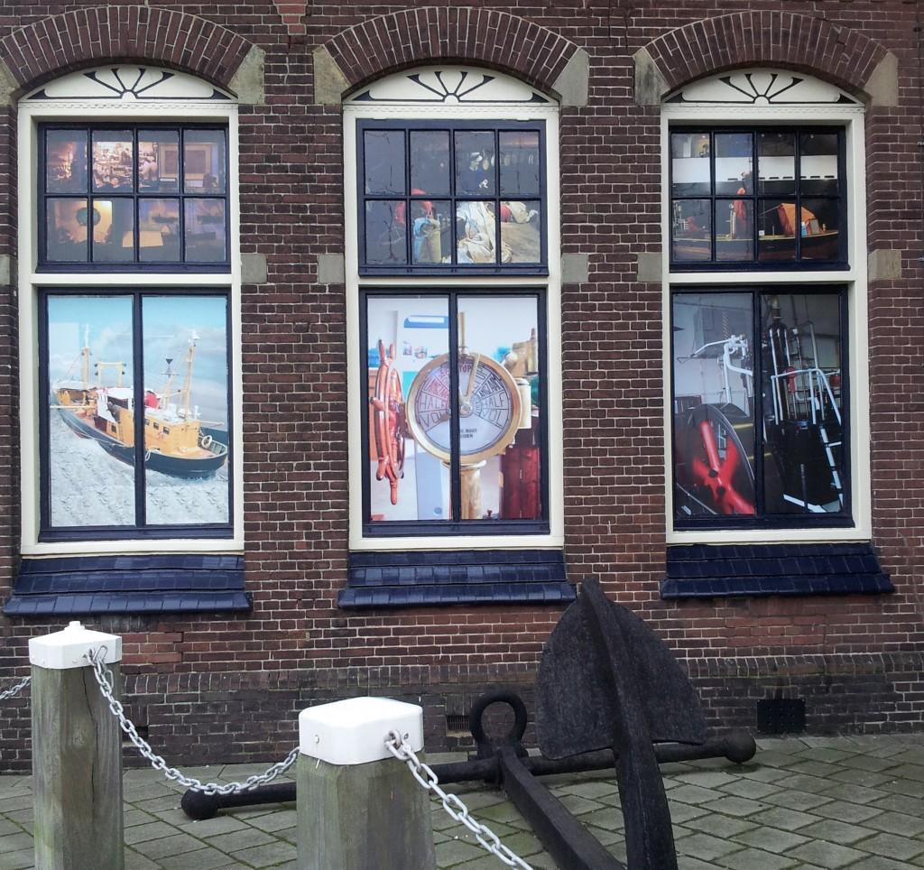 Verfraaiing Zee- en Havenmuseum