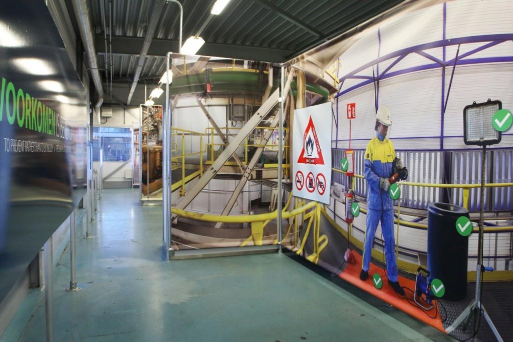 Nieuw Safety Centre TATA Steel